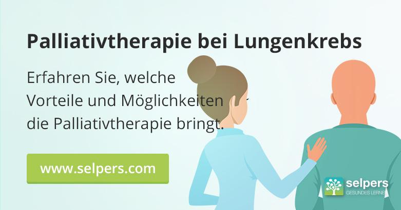 Online-Kurs Palliativtherapie bei Lungenkrebs